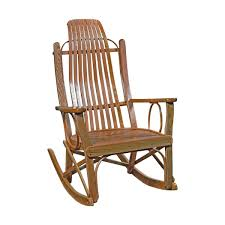 | Amish All Slat Rocker