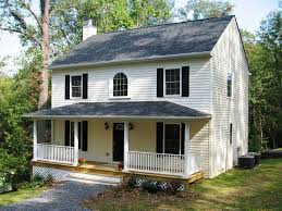 Colonial Williamsburg Brick Cottage Traditional Detailed Home New