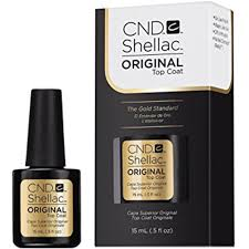 Cnd Shellac Led Lamp by Cnd Shellac Power Polish Original Top Coat 15ml