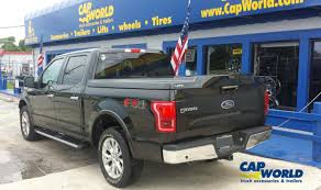 Fiberglass Tonneau Cover | Cap World