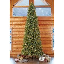 12 Artificial Pre Lit LED Christmas Tree