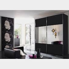 rauch steffen schwebetürenschrank up ii schwarz matt mit spiegel türig spanplatte modern