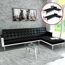 divan canapé canapé sofa divan magnifique canape d angle pu cuir 5 places