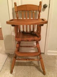 Vintage Wooden High Chair, Jenny Lind, Antique High Chair ... 24 Things You Should Never Buy At A Thrift Store High Chair Tray Hdware Baby Toddler Kid Child Seat Stool Price Ruced Vintage Wooden Jenny Lind Numbered Street Designs The Search Antique I Love To Op Shop Bump Score 52 Old Folding High Chair Has Been Breathed New Life Crookedoar Antique Dental Metal Dentist Chair Restored With Toscana Finish Wikipedia German Wood Doll Play Table Late 19th Ct