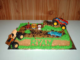 Monster Truck Cake - 9x13 Monster Truck Cake | Cakes | Pinterest ... Creative Cakes Semi Truck Cake School Of Natalie Bulldozer With Kitkats Garbage Cakes Decoration Ideas Little Birthday For Dump Sheet Tutorial My 1st Punkins Shoppe Fire With Monster 9x13 Monster Truck Cake Pinterest Hot Wheels Cakecentralcom Hunters 4th Its Always Someones Blakes 5th Bday Youtube