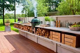 Uncategorized Terrific Rustic Outdoor Kitchen Ideas For Narrow Style Look Modern Plus Wood Decks