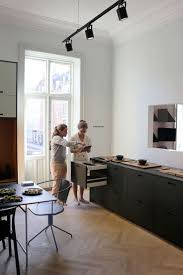 3 Jours De Design A Copenhague Kitchen BlackKitchen