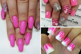Cute Pink Nail Designs Perfect For Every Stylish Lady