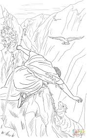Lost Sheep Coloring Page Good Shepherd Pages Free Mini Australian
