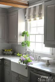 Curtains Grey And White Kitchen Decor Best 25 Ideas On Pinterest