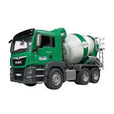 100 Cement Mixer Toy Truck Tosyencom Bruder S 3710 MAN TGS