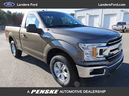 Pre-Owned 2018 Ford F-150 XLT 4WD Reg Cab 6.5' Box Truck At Landers ...