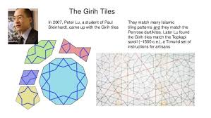 tilings in art math and science bob culley