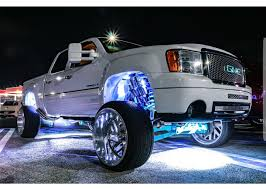 BRIGHT OFFROAD ROCK LIGHTS   GlowProLED.com – GlowProLEDLighting 2019 5 Inch 72w Led Work Light Bar Offroad Flood Beam Led 2 Auto Car Truck Trailer Caravan Side Marker Clearance 8pc Ledglow Truck Bed White Lighting Light Kit For Chevy Dodge Costway 12v Mp3 Kids Ride On Jeep Rc Remote Factoryinstalled Strobe Warning Lights Will Be Available On Dc12 24v Cob In The Grid Grille Police Are Caps Partners With Rigid To Shine Bright Db Link Solutions Bulldog Lighting 6 Light Mounted A Weston Plow Dodge 2500 Rideon Toy W 3 Speeds