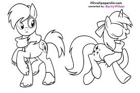 My Pony Friendship Is Magic Coloring Pages Fluttershy