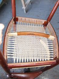 Recane A Chair Seat by Caning Rush Splint Wicker Seagrass Chair Weaving
