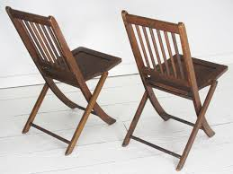 Antique Jackson Folding Chairs, Boston, C.1890-1910 -Rare ...