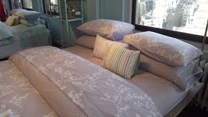Yves Delorme Bedding by Yves Delorme Hits A Homerun Linens And Down News