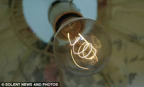 Britain s oldest light bulb still glowing strong after 70 years