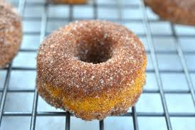 Cooked Pumpkin Pie Moonshine by Pumpkin Donuts With Cinnamon U0026 Sugar Souffle Bombay