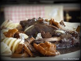 cuisiner un lievre civet de lièvre une cuillerée pour papa