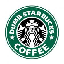 Dumb Starbucks U201d A Fake Parody Ip Legal Freebies Blog Rh Iplegalfreebies Wordpress Com Logo