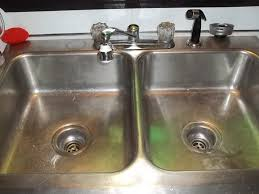 Unclogging A Bathroom Sink Naturally by How To Unclog A Double Kitchen Sink Drain Dengarden
