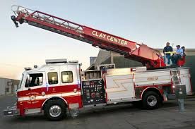 New Ladder Fire Truck Delivered To Clay Center Fire Department ... Fire Truck Ladder Engine With Extended During A Remote Control Mercedes Engine Ladder Truck Sound Lights 4wd Fire Engines Ladder Or Hose Diecast Metal Red Pull Back Power 1952 Crosley Kiddie Hook And Toyze Water Pump Extending Amazoncom Bruder Mb Sprinter Best Quality Kajama Aerial 32 42 Meter Mfd Receives New Merrill Foto News Fdny Fire 106 Going Back To Station Hd Youtube Huntington Ny September 7 Huntington Manor Department New Trucks Delivered To City Of Mount Vernon City Of Mount