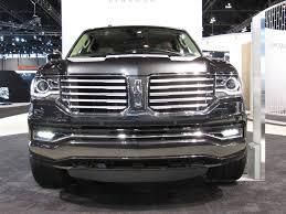 100 Navigator Trucks The Lincoln Will Be AllNew For 2017 Muscle Horsepower