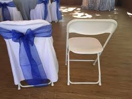 To Make Folding Chair Covers Myhappyhub Chair Design Free Shipping 50pcs Lot Wedding Decoration Chair Cover Sashes Secohand Chairs And Tables Covers Whosale Indoor Simple Paper For Rent Spandex Navy Blue At Bridal 10 Pack Satin Gold Your Inc 2019 Two Sample Birthday Party Banquet And Pictures To Pin On Universal With Sash Discount Amazoncom Balsacircle Eggplant New Bows 15 X 275cm Fuchsia Black Polyester Bow Ties Cheap Stretch Folding White