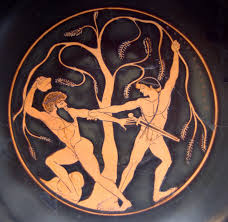 Bed Of Procrustes by Greek Mythology The Six Labors Of Theseus