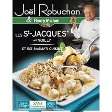 cuisiner les jacques les st jacques au noilly riz basmati cuisiné fleury michon
