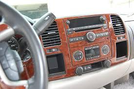 100 2010 Chevy Truck Amazoncom CHEVROLET CHEVY SILVERADO INTERIOR WOOD DASH TRIM KIT