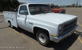 100 1984 Gmc Truck GMC Sierra 1500 Pickup Truck Item DB2717 SOLD Augu