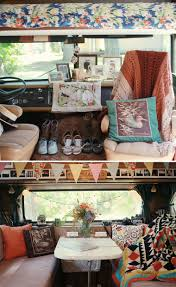 Camper Interior Decorating Ideas by If I Had To Live In A Van This Is How I U0027d Decorate Oh The