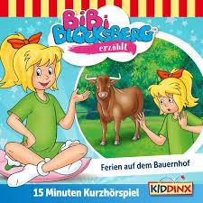 bibi blocksberg kurzhörspiel bibi erzählt ferien auf dem bauernhof