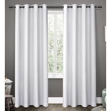 Brylane Home Grommet Curtains by 44 Best Curtains Images On Pinterest Blackout Curtains