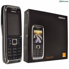 Nokia Mural 6750 Unlocked by Nokia E51 Cell Phones U0026 Accessories Ebay