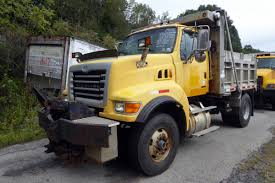 2005 Sterling L8500 Single Axle Dump Truck For Sale By Arthur Trovei ...