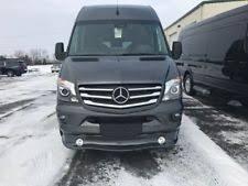2017 Mercedes Benz Sprinter Passenger Executive Van