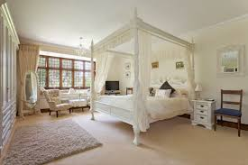 Carpets And Drapes by Bedroom Traditional Modern Ornately Carved Canopy Bed With Lace