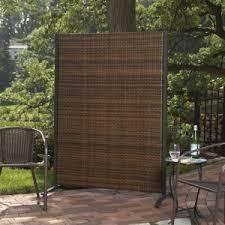 Outdoor Privacy Screens Room Dividers & Trellis Enclosures