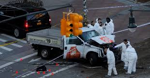 100 Truck Rental Home Depot Photos From The Scene Of The Deadly Attack In New York City