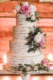 The 25 Best Rustic Wedding Cakes Ideas On Pinterest
