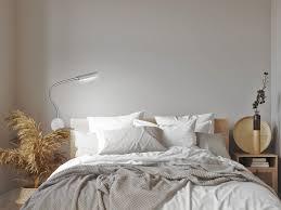 led schwanenhals lesele dimmbar leseleuchte wandmontage schlafzimmer wohnraum