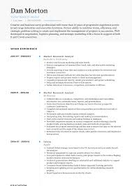 Research Analyst - Resume Samples & Templates | VisualCV 30 Resume Examples View By Industry Job Title 10 Real Marketing That Got People Hired At Nike How To Write A Perfect Food Service Included Phomenal Forager Sample First Out Of College High School And Writing Tips Work Experience New Free Templates For Students With No Research Analyst Samples Visualcv Artist Guide Genius Administrative Assistant Example 9 Restaurant Jobs Resume Sample Create Mplate Handsome Work