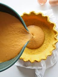 Desserts With Pumpkin Pie Filling by Classic Pumpkin Pie The Nutiva Kitchen Table