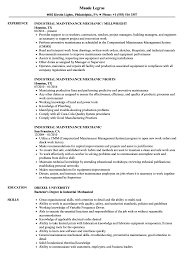Industrial Maintenance Mechanic Resume Samples | Velvet Jobs Mechanic Resume Sample Complete Writing Guide 20 Examples Mental Health Technician 14 Dialysis Job Diesel Diesel Examples Mechanic 13 Entry Level Auto Template Body Example And Guide For 2019 For An Entrylevel Mechanical Engineer Fall Your Essay Ryerson Library Research Guides