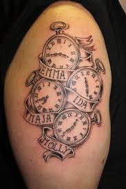Memorial Tattoos For Men
