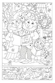 Big Christmas Tree Coloring Pages Printable by Best 25 Hidden Pictures Ideas On Pinterest Find Picture Hidden